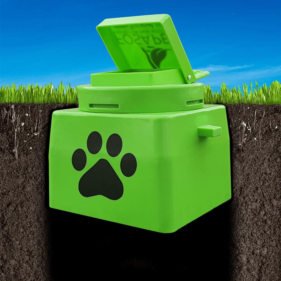 Fosapet Biodegradador Instalado