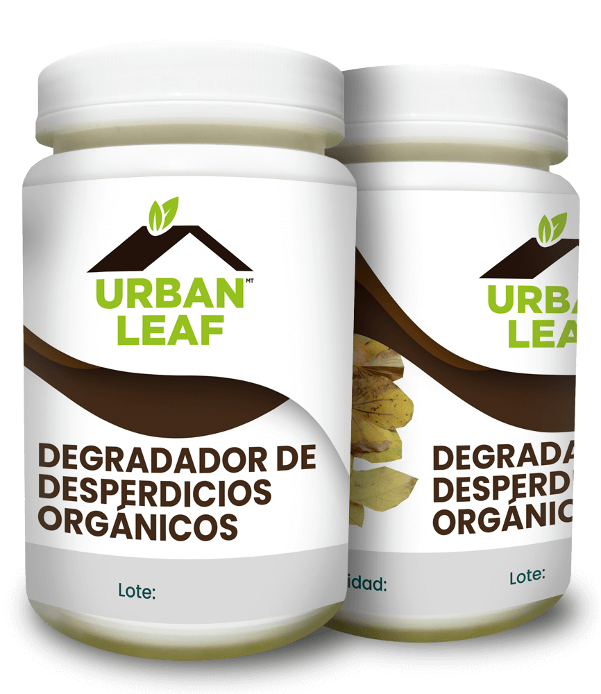 degradador de desperdicios organicos